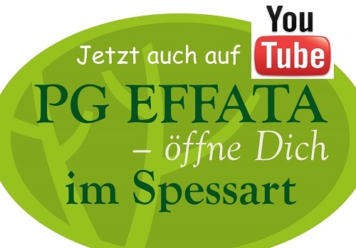 Logo PG Effata You Tube